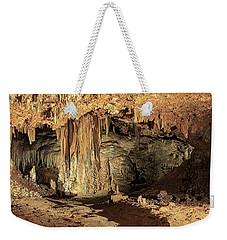 Caverns Weekender Tote Bag