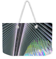 Caves Of Ice IIi Weekender Tote Bag by Alex Lapidus