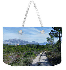 Cavtat To Cilipi Pathway Weekender Tote Bag