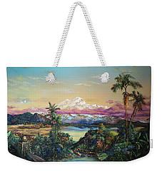 Cayambe-ish Weekender Tote Bag