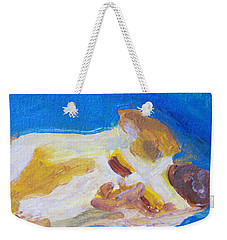 Cc The Cat Weekender Tote Bag