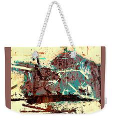 Accidental Abstract 3 Weekender Tote Bag