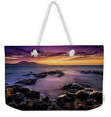 Ceapabhal And Traigh Mohr, Isle Of Harris Weekender Tote Bag
