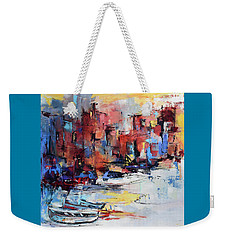 Cefalu Seaside Weekender Tote Bag