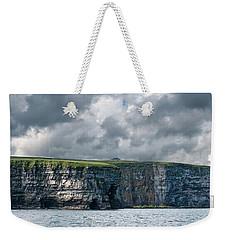 Ceide Cliffs Weekender Tote Bag