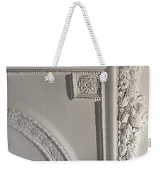 Ceiling Detail Weekender Tote Bag