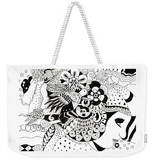 Ceilings And Floors 1 Weekender Tote Bag