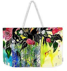 Cecile Brunner's Weekender Tote Bag