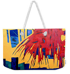 Celebrate The Day Weekender Tote Bag