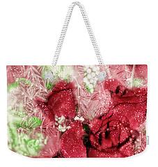 Celebrate Winter Weekender Tote Bag