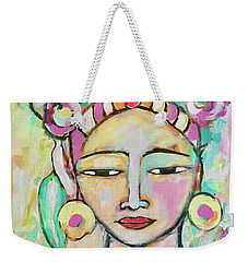 Celebrating Frida  Weekender Tote Bag