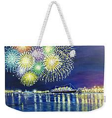Celebrating In The Lbc Weekender Tote Bag