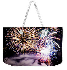 Celebration Weekender Tote Bag by Greg Fortier
