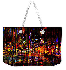 Celebration In The City Weekender Tote Bag