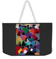 Celebration Maaa-la Weekender Tote Bag
