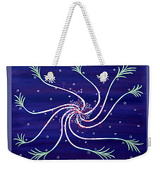 Celebration Of Peace Weekender Tote Bag