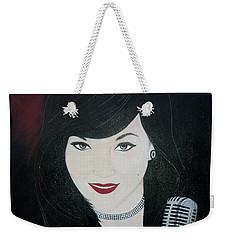 Celeste Barbier Weekender Tote Bag