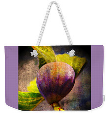 Celeste Fig Weekender Tote Bag