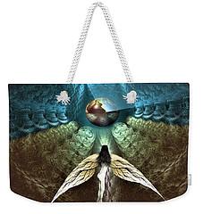 Celestial Cavern Weekender Tote Bag
