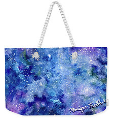 Celestial Dreams Weekender Tote Bag