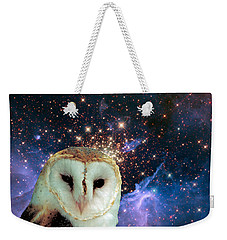 Celestial Nights Weekender Tote Bag