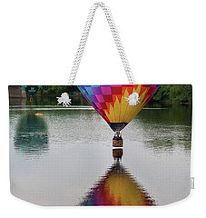 Celestial Reflections Weekender Tote Bag