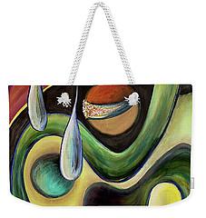 Celestial Rhythms  Weekender Tote Bag