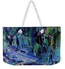 Celestial Storm Weekender Tote Bag