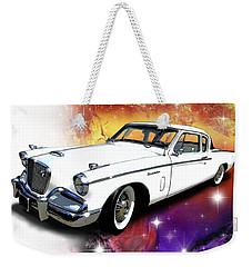 Celestial Studebaker Weekender Tote Bag
