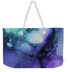 Celestial Weekender Tote Bag by Tracy Male