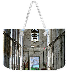 Cell Mate Weekender Tote Bag