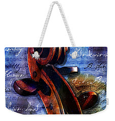 Cello Masters Weekender Tote Bag by Gary Bodnar