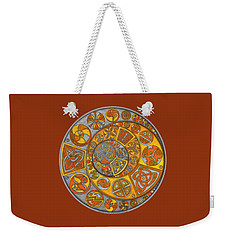 Celtic Crescents Weekender Tote Bag