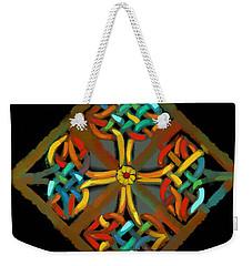 Celtic Cross 2 Weekender Tote Bag