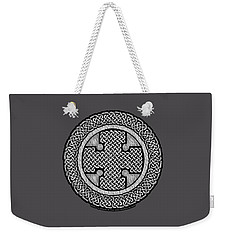 Celtic Cross Weekender Tote Bag