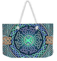 Celtic Eye Of The World Weekender Tote Bag