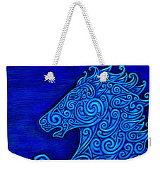 Celtic Horse Weekender Tote Bag