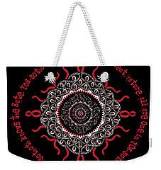 Celtic Lovecraftian Cosmic Monster Deity Weekender Tote Bag