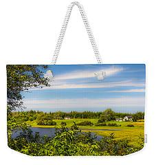 Celtic Shores Coastal Trail Weekender Tote Bag by Ken Morris