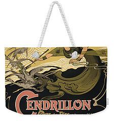Cendrillon Poster 1899 Weekender Tote Bag