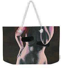Censored Weekender Tote Bag