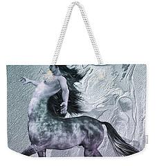 Centaur Cool Tones Weekender Tote Bag by Quim Abella