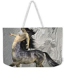 Centaur Warm Tones Weekender Tote Bag by Quim Abella