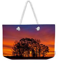 Center Grove Weekender Tote Bag