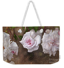 Weekender Tote Bag featuring the photograph Center Of Hope by Gina Savage