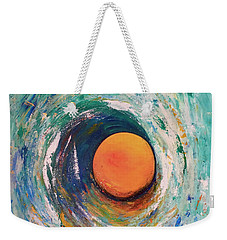 Center Of The Universe... Weekender Tote Bag