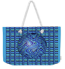 Centered - Original Design For Home And Office Weekender Tote Bag