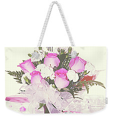 Centerpiece Weekender Tote Bag