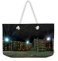 Central Area At Night Weekender Tote Bag