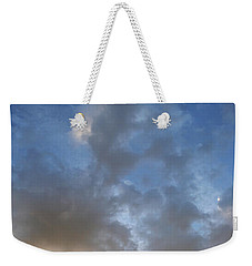 Weekender Tote Bag featuring the photograph Central Coast Clouds 1 by Michael Rock